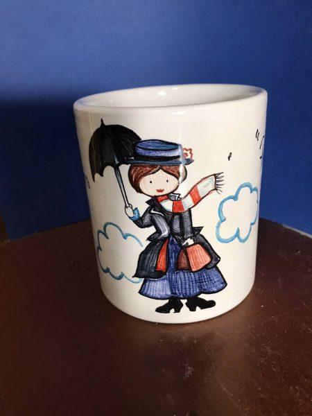 tazza di ceramica Mary Poppins