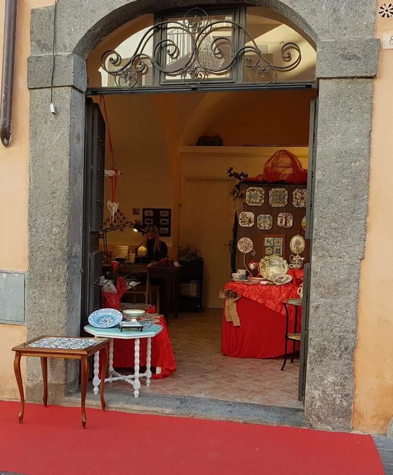 La Ceramica Artistica a Campagnano di Roma