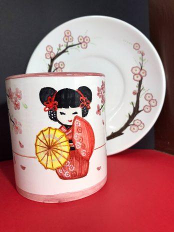 Tazza in ceramica Giapponesine – Sakura