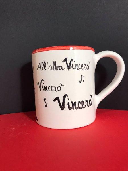 tazza di ceramica personalizzata